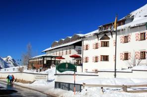Jagdschloss Kühtai