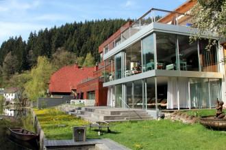 Muehltalhof Mühlviertel Österreich Hotel