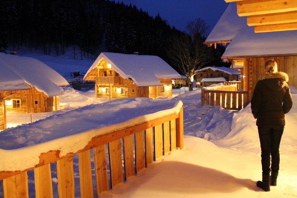 Reiteralm Almwelt Austria Hütte
