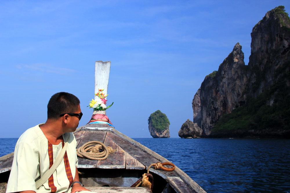 Südthailand_Longtail_Guide