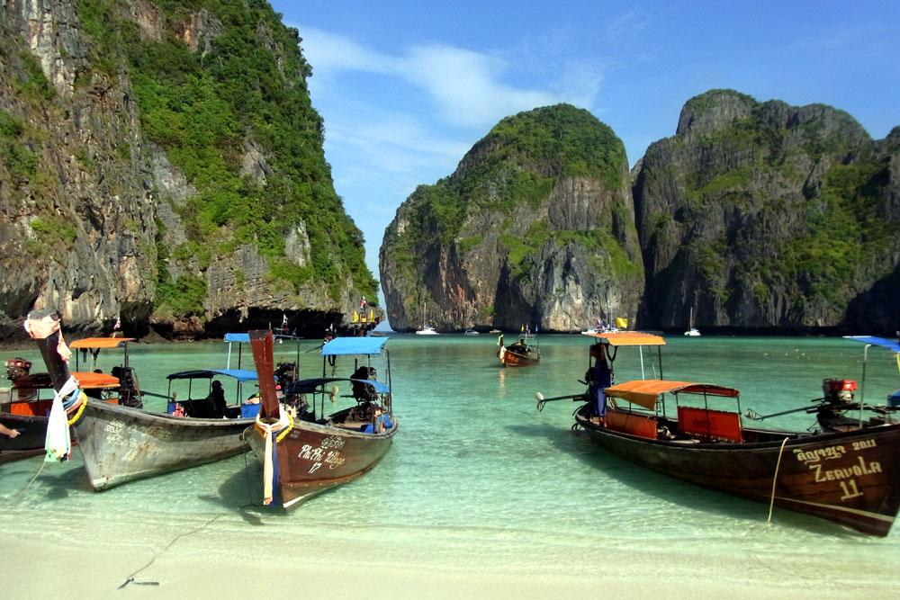 Südthailand_Longtail_Koh Phi Phi