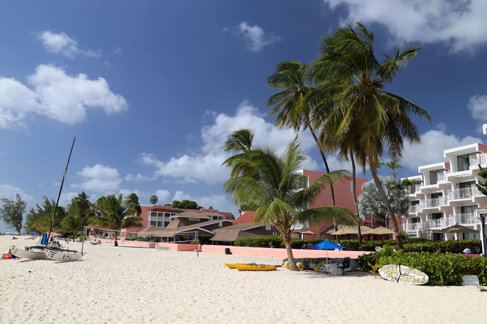 Barbados Southerb Palms Beach Resort - Strand