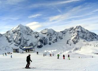 Vinschgau_Skigebiet Sulden am Ortler