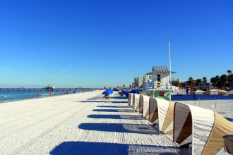 Clearwater Beach Florida Traumstrand