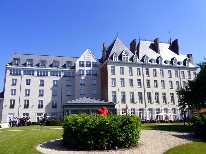 48h_Brügge_Dukes Palace