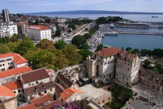 Split Panoramablick