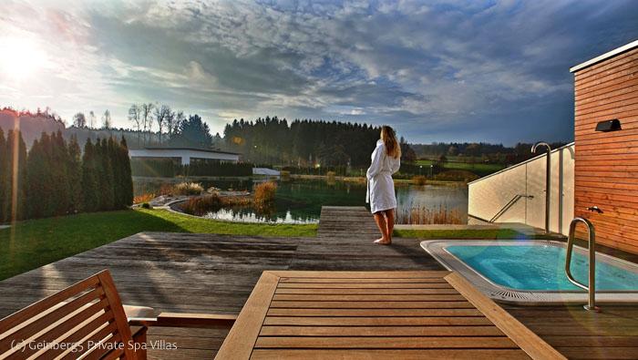 Meine Villa Meine Sauna Mein Badesteg Mein Butler