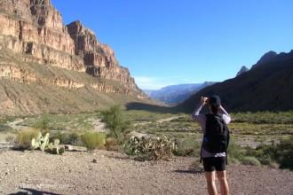 Gran Canyon West Einstieg zum Rafting