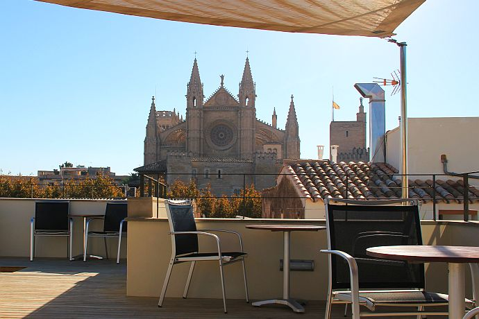 Palma de Mallorca Hotel Tres Kathedrale