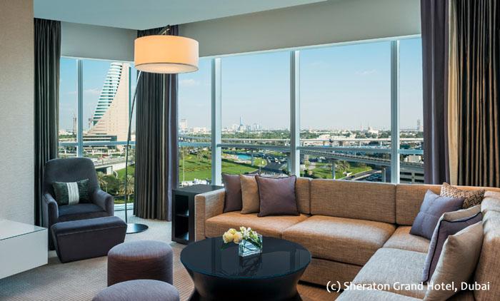 Sheraton Grand Hotel Dubai_Deluxe-Suite