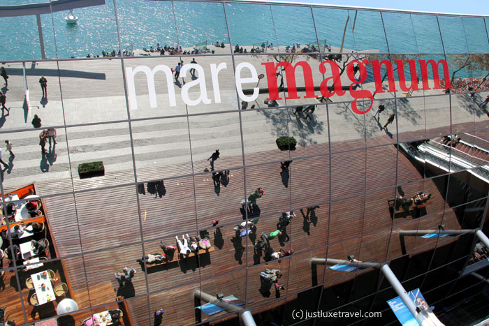 Barcelona-ShoppingCenter maremagnum