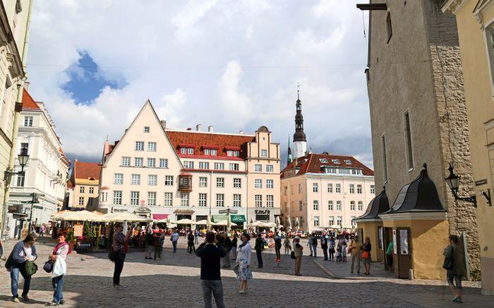 Rathausplatz_Tallinn