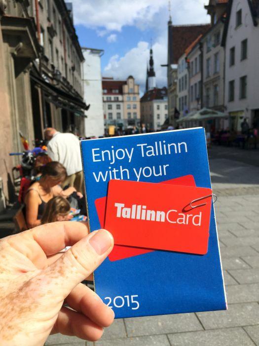 Tallin Card 2015