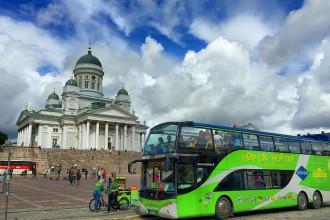 Helsinki Hop On Hop Off Dom