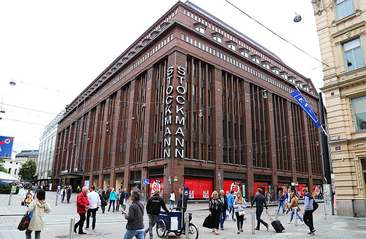 Helsinki Stockmann Shopping
