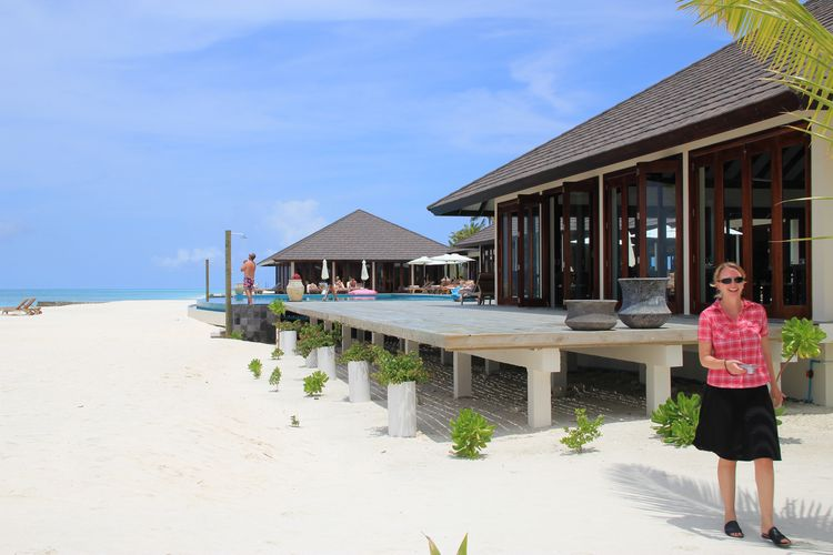 Luxury resort Atmosphere Kanifushi Maledives