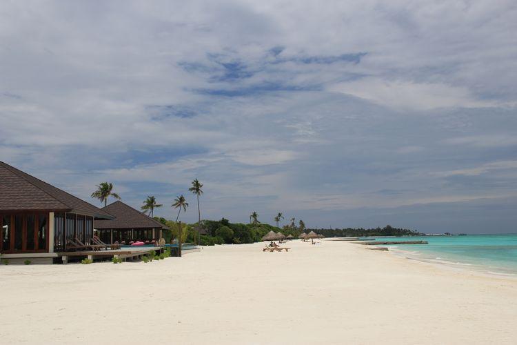 Kanifushi Malediven Beach