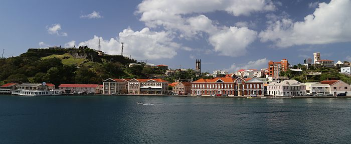 Grenada Hafen St. Georges