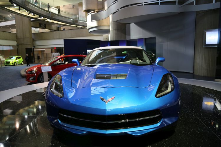 Detroit GM Museum