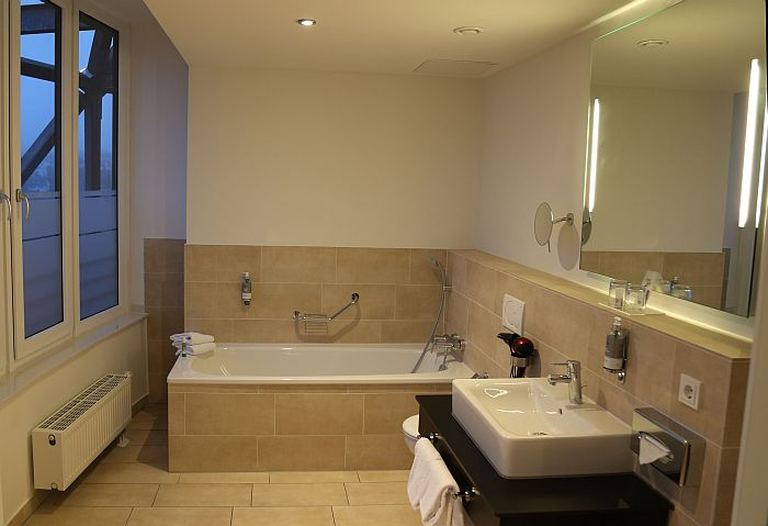 Oversum Vital Resort Sauerland Bad Suite