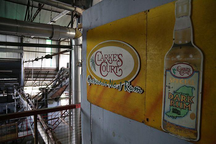 Grenada Rum Clarkes Court