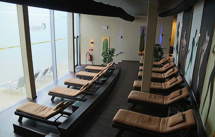 Oversum Vital Resort Sauerland Wellness Bereich