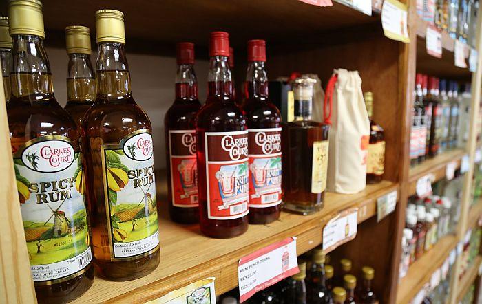 Rumpunch Grenada Rum Clarkes Court