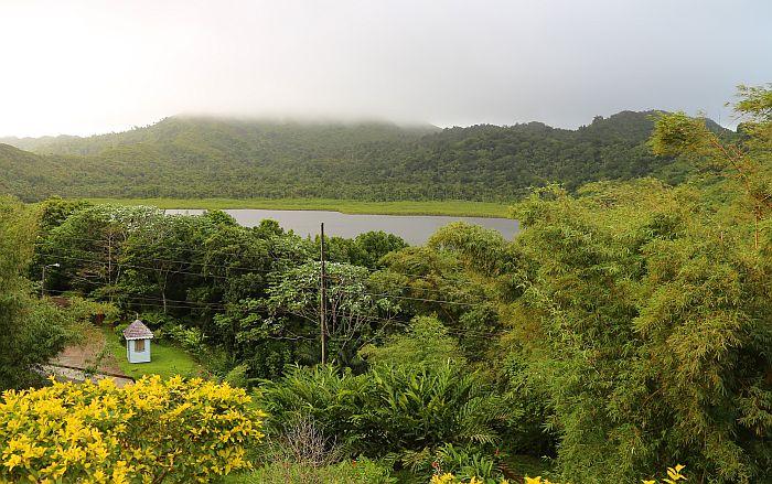 Grand Etan Lake Grenada
