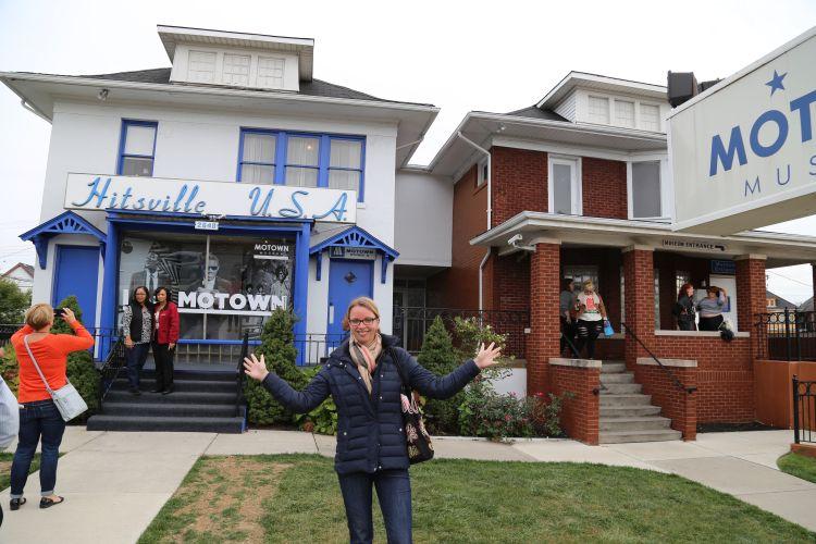 Motown Hitsville Detroit Brigitte