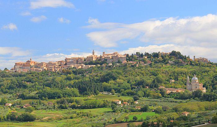Montepulciano Toskana Vino Nobile