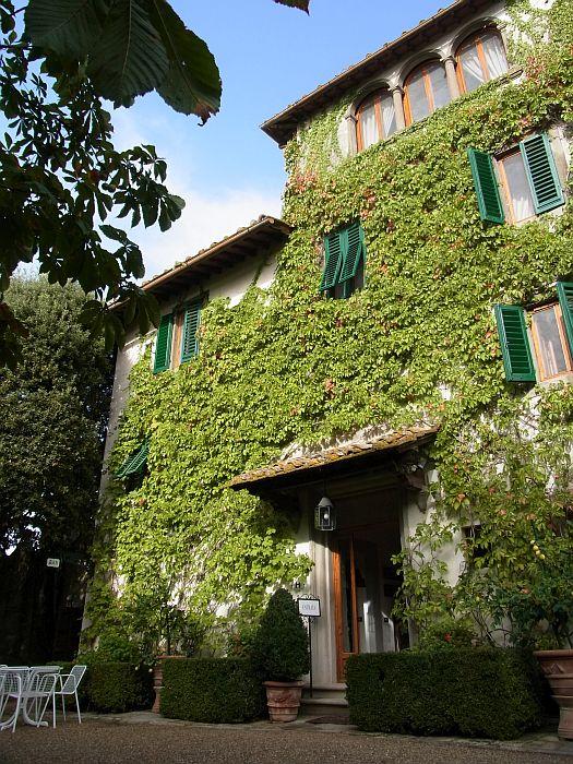 Toskana Villa le Barone