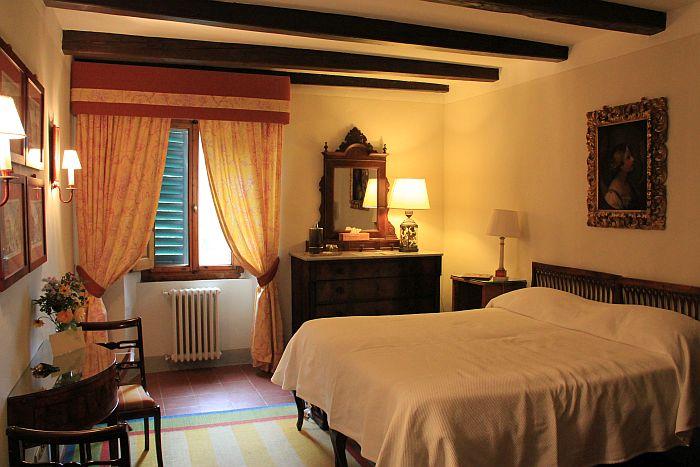 Toskana Villa le Barone Zimmer