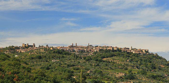 Montalcino Toskana Brunello