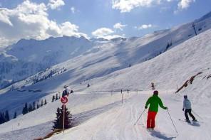 Alpbachtal Seenland Skifahren