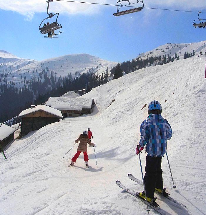Alpbachtal Ski Österreich