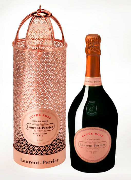 Laurent-Perrier_ Cuve´e Rose