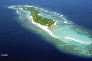 OBLU by Atmosphere auf der Helengeli Island