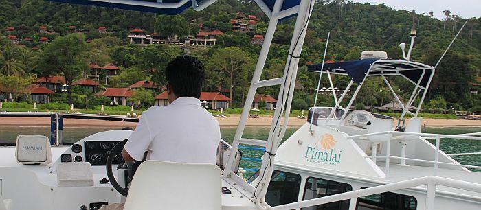 Pimalai Koh Lanta Thailand Boot