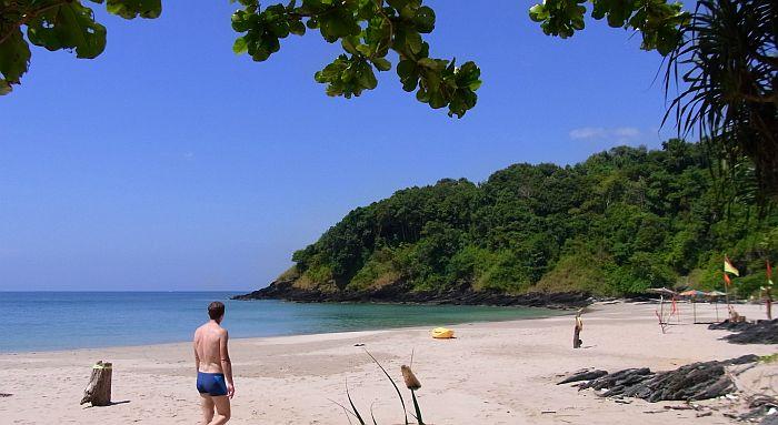 Pimalai Koh Lanta Thailand Strand Bucht