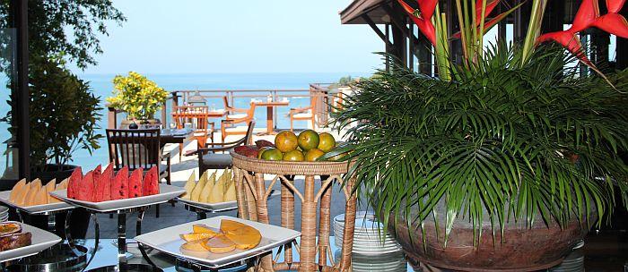 Pimalai Koh Lanta Thailand breakfast