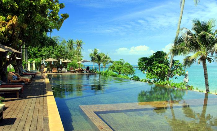 Koh Samui Hotel Tropical Villa Saree Samui Resort