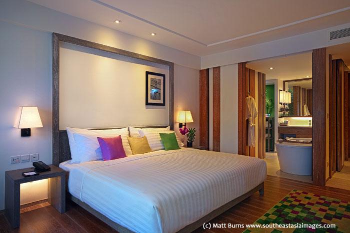 The Nai Harn Grand Ocean View Room
