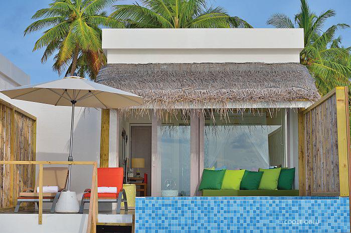 Oblu lagoon Villa