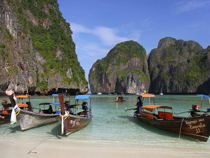 Zeavola-Koh Phi Phi Beach Maya Bay