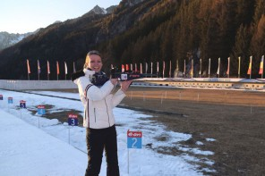 BIathlon Plan de Corones Antholz