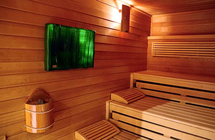 Hotel Steiner Bio-Sauna