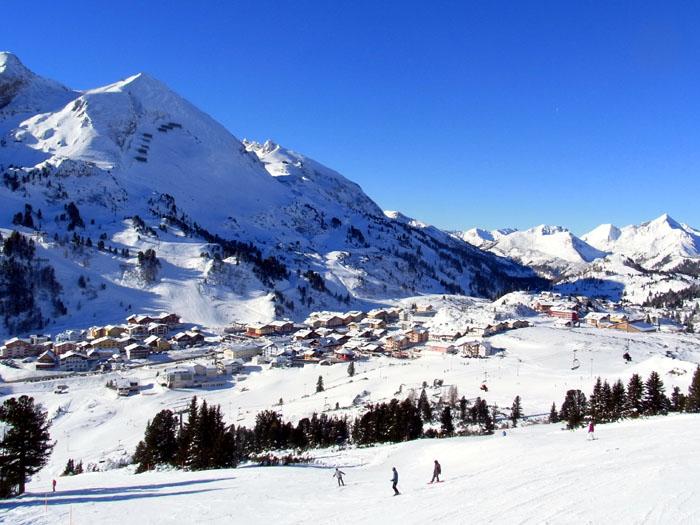 Hotel_Steiner_Blick über Obertauern