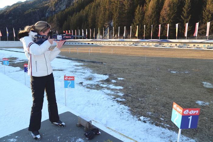 Kronplatz_Biathlon_Stehend Schießen