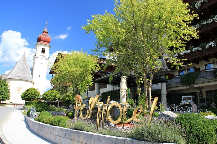 Posthotel Achenkirch: Five star wellness in Austria