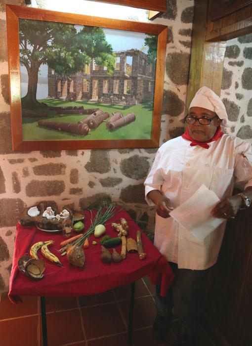 Domenica Karibischer Kochkurs